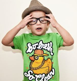 Hip tees for boys–or is that hip hop tees for boys.