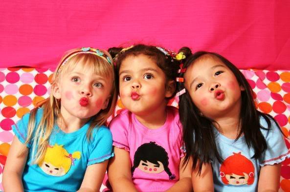 Besitos Designs: DIY multicutural kidswear
