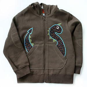 The Loch Ness Hoodie