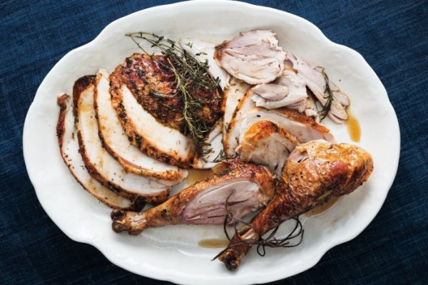 How to roast a Thanksgiving turkey on Cool Mom Picks