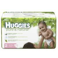 Big brands doing cool things – Huggies diapers go greener with Pure & Natural