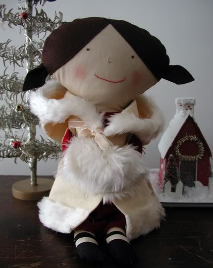 An appealing alternative to the singing reindeer doll