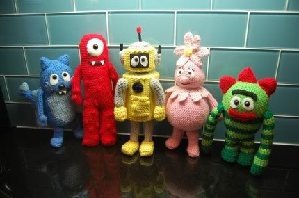 Yo! Crochet, Crochet