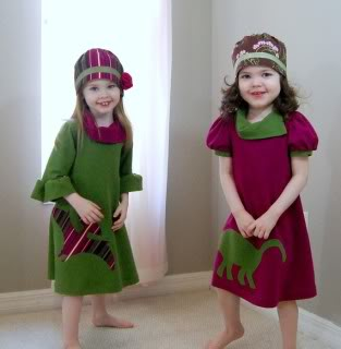 Dinosaur dresses for girls? Reader Q+A