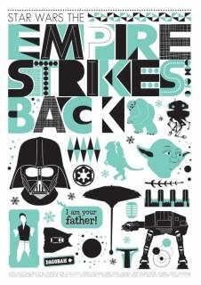 The Empire Strikes… a smart silhouette