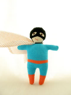 Supercute superhero dolls