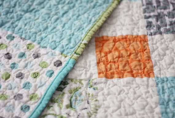 Quilts for the design snob in all of us