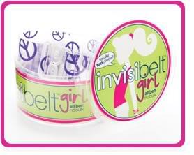 Invisibelt goes girly