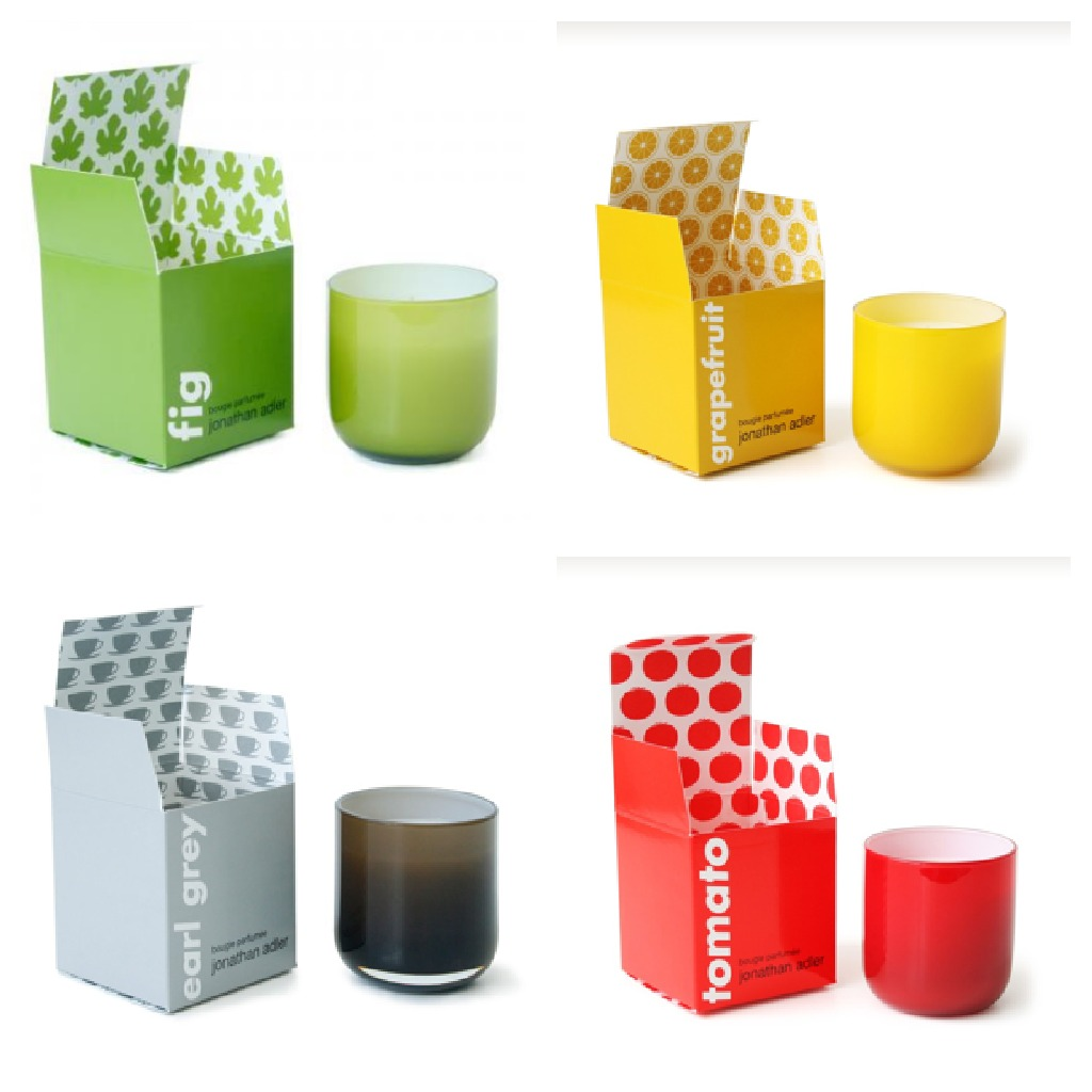 Not in the mood for a nutmeg-scented house? Jonathan Adler's got your back.