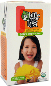 An unsweetened tea for kids? Sweet!
