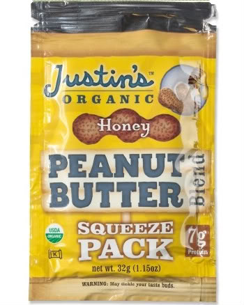 Organic nut butters you would steal right out of your kid's lunch box in a second