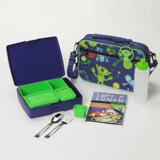 The original eco friendly lunch box gets an update with Laptop Lunches 2.0