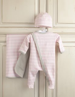 Pink and blue layette essentials that are cuter than those other pink and blue layettes