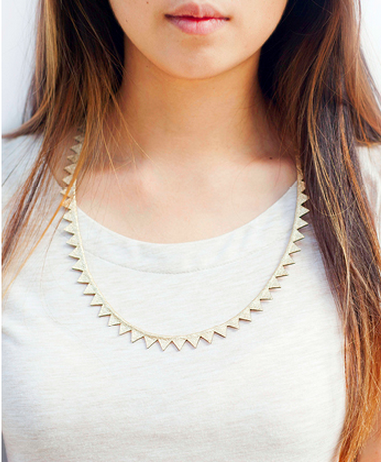 Trend alert: the coolest spiked jewelry