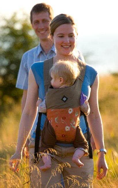 An Organic Carrier With the Soul of a Backpack