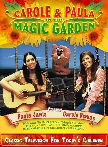 The Magic Garden is back. Whoo!