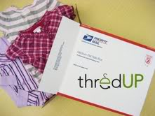 Reduce, reuse, recycle your kids' clothes easily with thredUP
