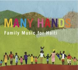 Many hands–and voices–come together to help Haiti