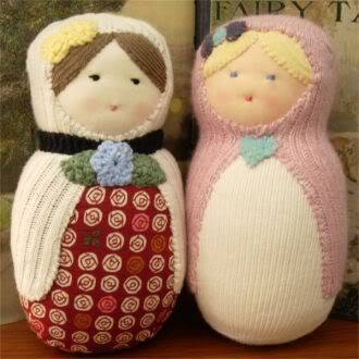 Matryoshka Dolls: Hard to Spell, Easy To Love