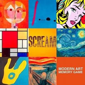 Memory meets Modern Art