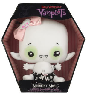 Vamplets – The most loveable vampires ever (besides Edward, natch)
