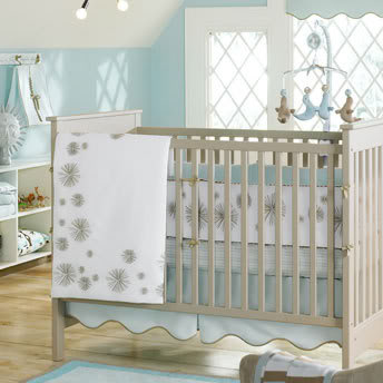 Crib Bedding For Those Not Getting a Big Refund Next Month