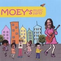 Moey's Music Party throws a preschooler bash