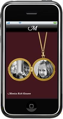 Gold keepsake lockets, now free
