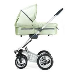 A rare high-end pick from Cool Mom Picks: The Mutsy stroller