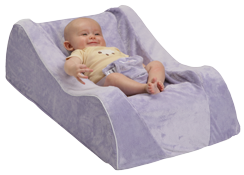 A safer, cozier place for baby to sleep than the car seat