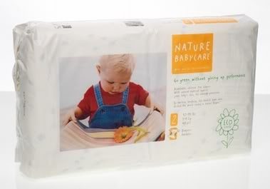 Biodegradable disposable diapers? It can be done.