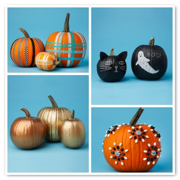 Web coolness – Pumpkin decorating, mobile making, Barbie zombifying