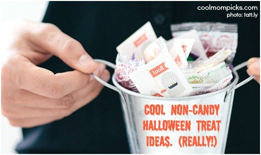 Non-candy Halloween treat ideas that are still pretty sweet