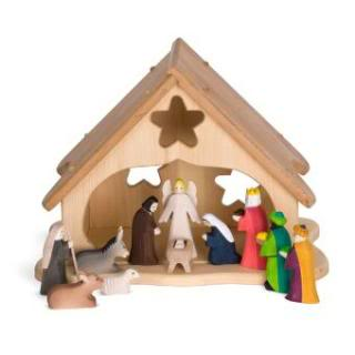 Nativity set for children? Reader Q&A