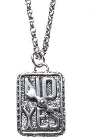If mom says no go ask her necklace