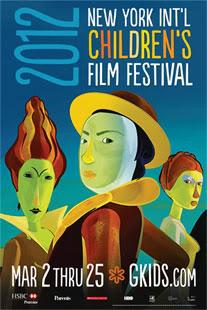 Get your popcorn ready: New York's International Children's Film Fest is Coming.