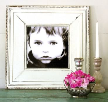 You know those professional baby photos you had taken? Might want to actually hang them some time.