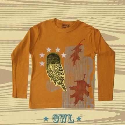 Whoooooo Has The Coolest Shirt?