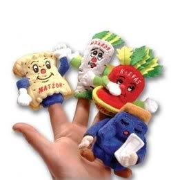 Why Is This Finger Puppet Different From All Other Finger Puppets?