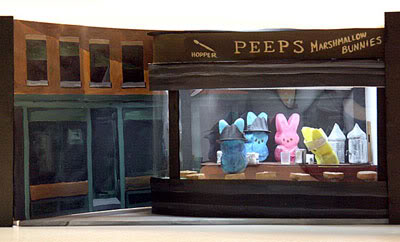 Web Coolness – The safety of baby slings and the artistry of Marshmallow Peeps