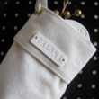 holiday gift: personalized stocking