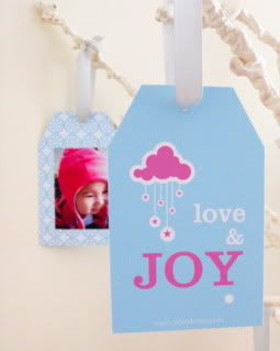 Six of the cutest (and free-est) printable gift tags