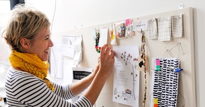 Crafting tips for the not-so-crafty – An interview with designer Lotta Jansdotter