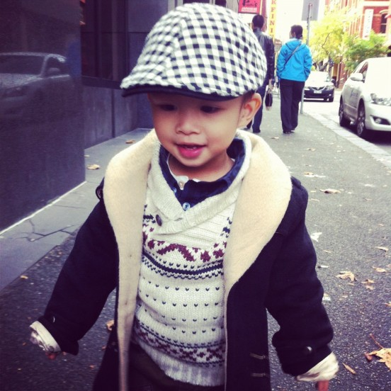 Hats off, Aussies. These kids' accessories dazzle.