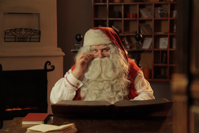 A cool (not freaky) way to show your kids that Santa is real