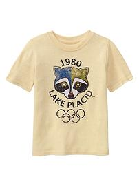 Cool Olympic tees for our own future Olympians.