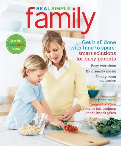 Real Simple Goes Family