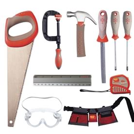woodwork tools for children