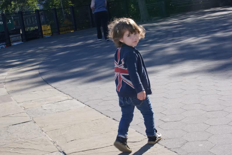 The joy of skinny jeans. On kids.