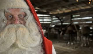 Now in your inbox: Real live Santa.